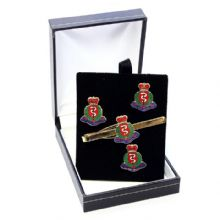 The Royal Army Medical Corps - Cufflinks, Tie Slide or Boxed Set from